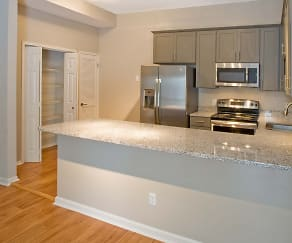 Kitchen, Hillmeade Apartment Homes
