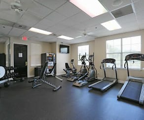 Fitness Weight Room, Lakes At North Port