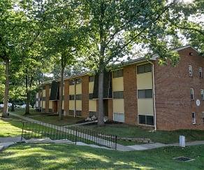 Building, York Hills Apartments