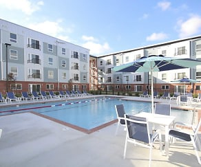 Pool, Liberty Apartment Homes