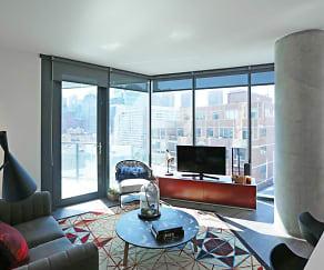 Living Room, The Parker Fulton Market