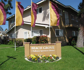 Building, Beach Grove
