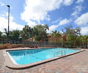 Pool, Red Bay Apartments