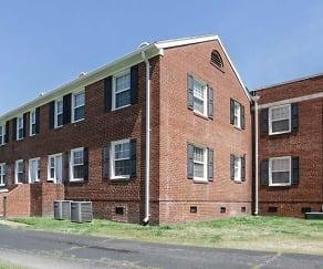 Building, Apartments Of Merrimac