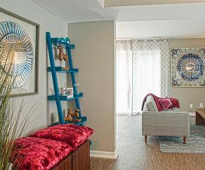 Living Room, The Arlington