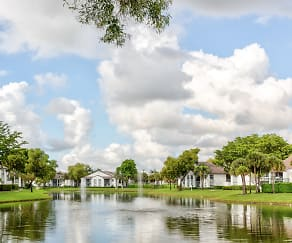 Lake, Centro at Davie by ARIUM