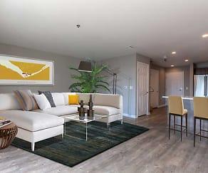 Living Room, Avalon Santa Monica on Main