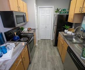 Kitchen, The Sound at St. Martin