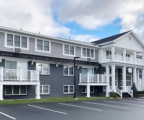 Building, Hampshire Apartments