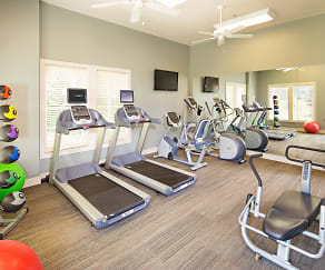Fitness Weight Room, Poplar Glen