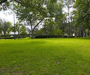 Landscaping, Post Oak Park I & II