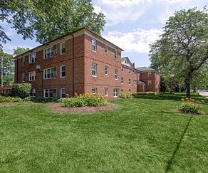 Building, Greenwood