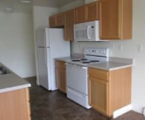 Kitchen, Rock Springs Apartments