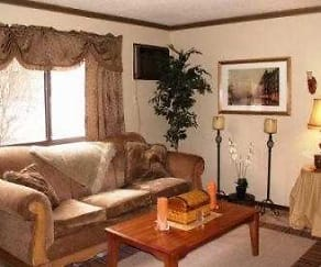 Living Room, Tamarack Creek
