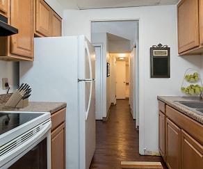 Kitchen, Park Guilderland Apartments