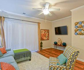 Living Room, The Ashborough