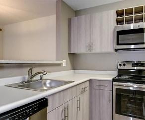 Kitchen, Henley at Kingstowne