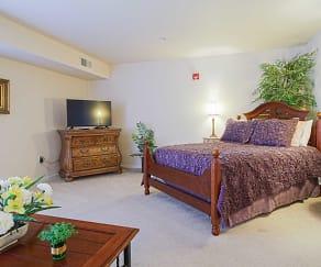Bedroom, Elmhaven Manor