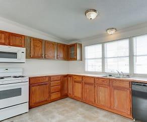 Kitchen, Willow Point