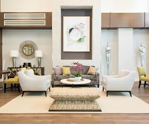 Living Room, Verde at Howard Square