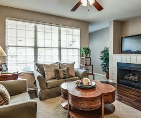 Living Room, Marble Cliff Commons