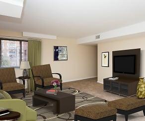 Living Room, The Glens on Battery Lane