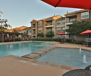 Pool, Cypress Creek Apartment Homes At River Bend
