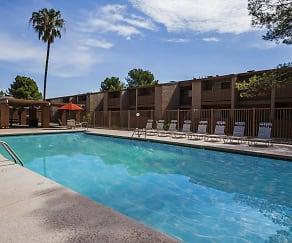 Pool, Arcadia Park