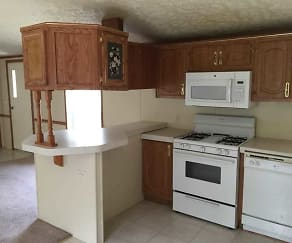 Kitchen, Arbor Woods