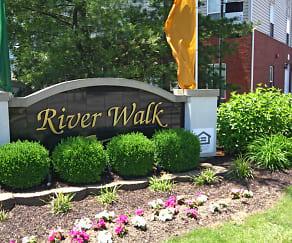 Community Signage, River Walk