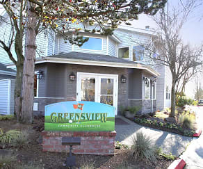 Clubhouse, Greensview Apartments