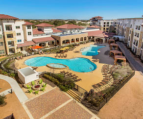 Pool, Villas At The Rim
