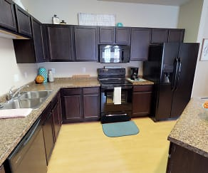 Kitchen, Stonebridge Townhomes and Villas