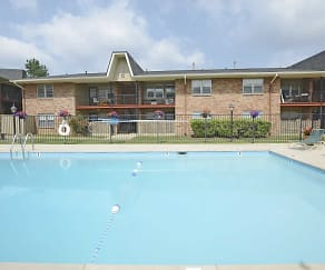 Pool, Bransford House