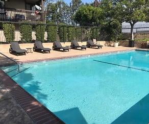 Pool, Beachpointe Apartments