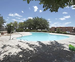 Pool, Sierra Verde Apartments