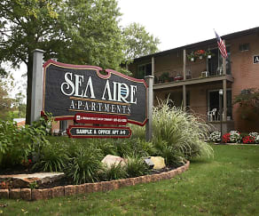 Sea Aire and Mystic Point Apartments and Townhomes, Erma, NJ
