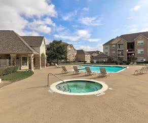 Pool, Prairie Ranch