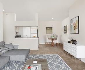 Living Room, Avalon Oaks