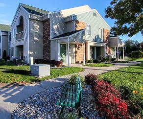 Building, Lake Village of Port Huron Apartments