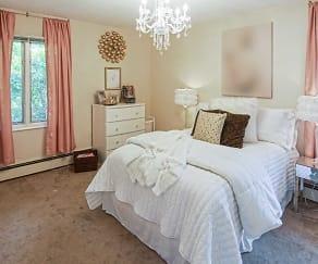 Bedroom, Wayzata Lake Apartments