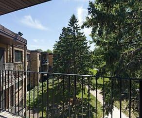 Patio / Deck, Fountain Terrace