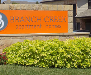 Community Signage, Branch Creek