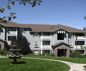 Building, Vista Ridge Apartments