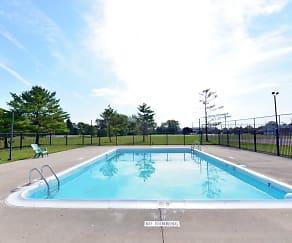 Pool, Belle Meadows Suites