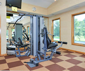24/7 Fitness Center, Manor House Apartments