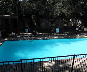 Pool, Santa Fe Trails Apartments