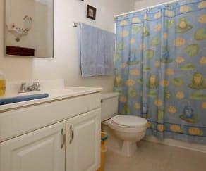 Bathroom, Sandia Vista