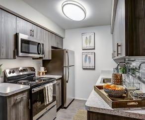 Kitchen, Ann Arbor Woods