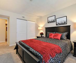Bedroom, Deerfield Apartments